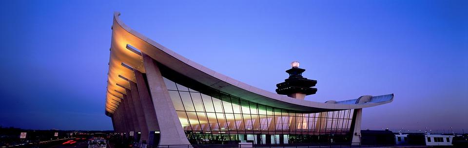 Dulles Airport, Virginia